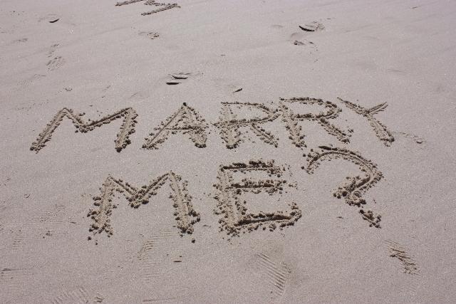彼は私と結婚したいの?
