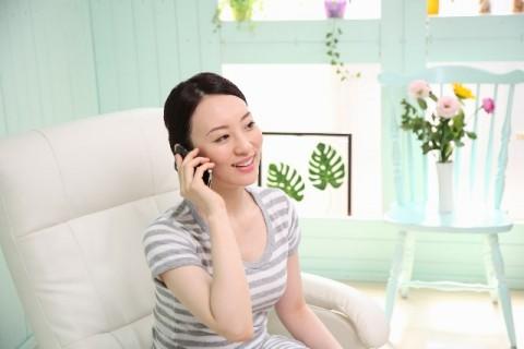 電話での話題選び