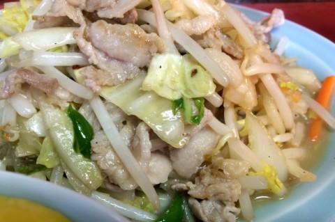 カット野菜の炒め物